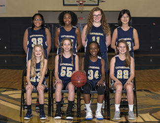 Jr. Varsity Girls Basketball 2018-19